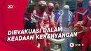 Melihat Evakuasi Piton 3 Meter di Makassar, Diduga Habis Makan Kucing