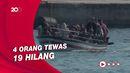 Kapal Migran Tunisia Tenggelam di Perairan Afrika Utara!