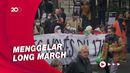 Aksi Peringati 60 Tahun Pembantaian Warga Aljazair di Paris