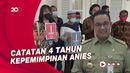 10 Catatan Merah Anies Baswedan dari LBH Jakarta