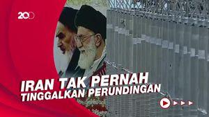Iran: Pencabutan Sanksi AS Bukti Serius Perundingan Nuklir