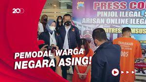 Polda Jateng Buru Pemodal Pinjol Ilegal Yogya, DC-Direktur Diciduk