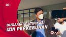 Usai Diperiksa di Polda Riau, Bupati Kuansing Dibawa ke KPK