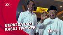 ICW Soroti 2 Tahun Jokowi-Amin: Penguatan KPK Masih Harapan Palsu