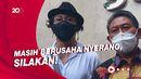 Kata Denny Sumargo Usai Diperiksa Terkait Laporannya terhadap Eks Manajer