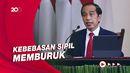 KontraS Sebut Dua Tahun Jokowi-Maruf Demokrasi Mati Secara Perlahan