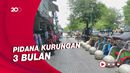Yogyakarta PPKM Level 2, Perda Sanksi Pelanggar Prokes Disiapkan