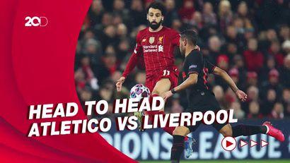 Atletico Vs Liverpool: Si Merah Sering Kalah