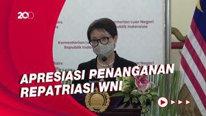 Menlu: Penyelesaian Batas Maritim RI-Malaysia Masuk Tahap Akhir