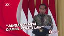 Buka Apkasi Otonomi Expo, Jokowi: Peluang Perkuat Industri Dalam Negeri