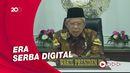 Maruf Amin Minta Pesantren Mampu Beradaptasi dengan Kemajuan Teknologi