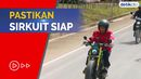 Jokowi Bakal Jajal Sirkuit Mandalika Pakai Motor Custom Kawasaki W175