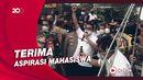 Temui Massa Aksi BEM SI, Moeldoko: Hidup Mahasiswa!