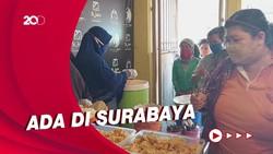 Makan Komplit Cuma Bayar Rp 2 Ribu Aja di Warung Ini!