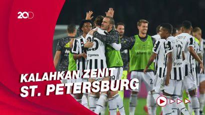 Kulusevski Penentu Kemenangan Juventus