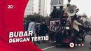 Massa BEM SI Bubar, Jalan Medan Merdeka Barat Kembali Dibuka