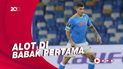 Gokil! 15 Menit Terakhir Napoli Bantai Legia Warsaw 3 Gol Tanpa Balas