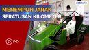 Ini Mobil Listrik Buatan Santri SMK Balekambang Jepara