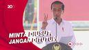 Arahan Lengkap Jokowi Terkait Sanksi WADA ke LADI