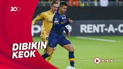 Hujan Gol di Gawang AS Roma, Taktik Mourinho Gagal!