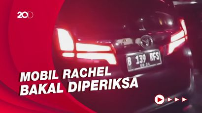 Polisi Bicara Soal Pelat B-139-RFS yang Ditunggangi Rachel Vennya