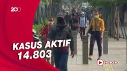 Covid RI Per 23 Oktober Tambah 802 Kasus, 1.066 Sembuh