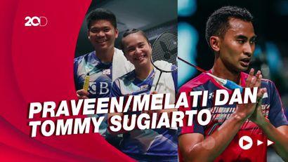 Indonesia Sisakan 2 Wakil Maju di Semifinal Denmark Open