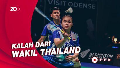 Praveen/Melati Kandas di Semifinal Denmark Open 2021