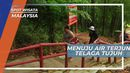Air Terjun Telaga Tujuh, Ratusan Anak Tangga Menanti di Langkawi Malaysia