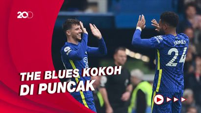 Mason Mount Hat-trick, Chelsea Libas Norwich 7-0