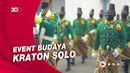 Melihat Atraksi Budaya Parade dan Defile Prajurit Keraton Solo