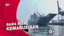 Kapal Perang Terbesar Australia Tiba di Priok, Ada Apa?
