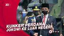 Kunker Padat Jokowi ke LN: KTT G20 di Roma Hingga UEA