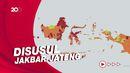 Peta Sebaran Covid-19 RI Per 25 Oktober 2021, DKI Tertinggi