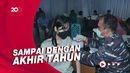 Jokowi Minta Daerah yang Vaksinasinya Rendah Digenjot Sampai di Atas 70%