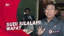 Sudi Silalahi, Eks Mensesneg Era SBY Meninggal Dunia