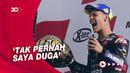 Quartararo Masih Tak Percaya Mimpi Jadi Juara Dunia Sudah Nyata