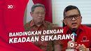 Hasto 3 Kali Sindir SBY, PD Singgung Data Kemiskinan-Pengangguran