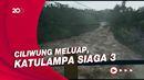 Puncak Bogor Hujan Deras, Bendung Katulampa Siaga 3