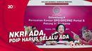 Megawati: Presiden Cuma Boleh 2 Kali, Tapi Saya Ingin PDIP Menang Terus