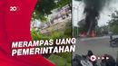 Departemen Administrasi Transportasi Myanmar Diserang Bom