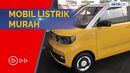 Wuling Pamer Mobil Listrik Murah Hongguang EV di Jakarta, Kapan Ya Dijualnya?
