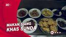 Makanan Sunda Khas RM Ibu Ubed