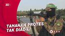 Hamas Gelar Parade Senjata, Dukung Aksi Mogok Makan Tahanan Palestina